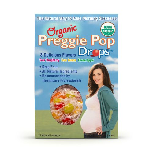 Organic Preggie Pops