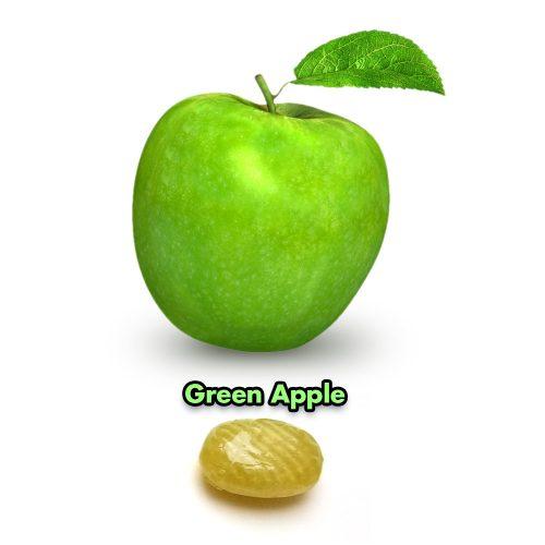 Preggie Pop Drops Green Apple