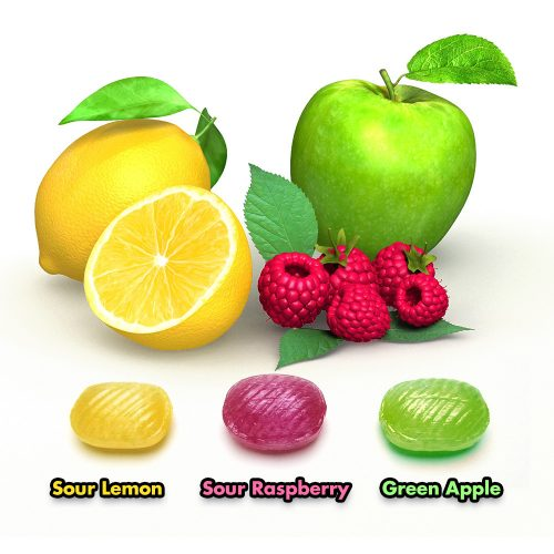Organic Preggie Pop Drops Flavors