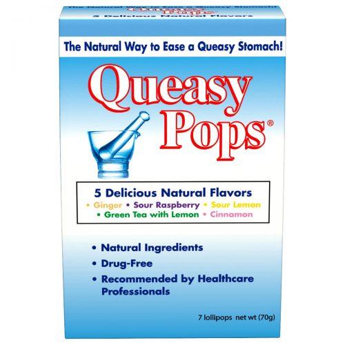 Queasy Pops for Nausea Symptoms