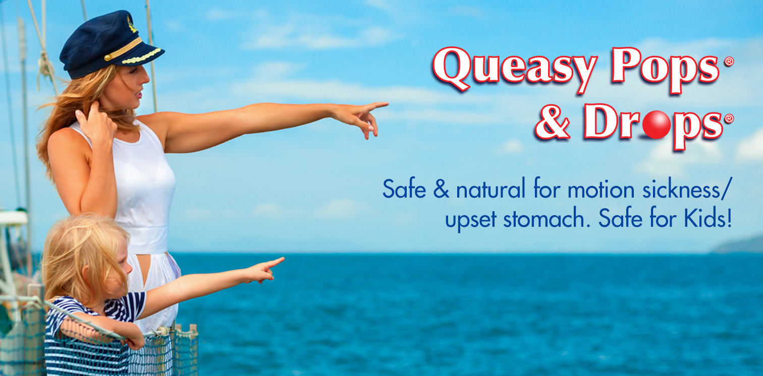 Queasy Pops for Nausea Relief