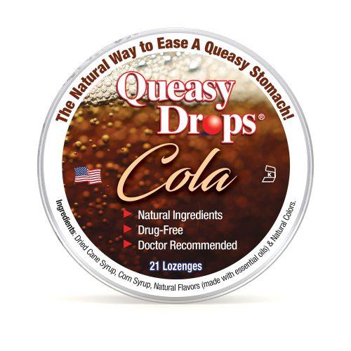 Queasy Drops Cola