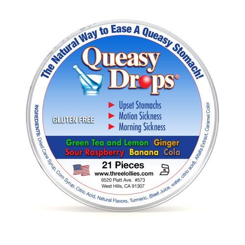 Queasy Drops for Nausea Relief