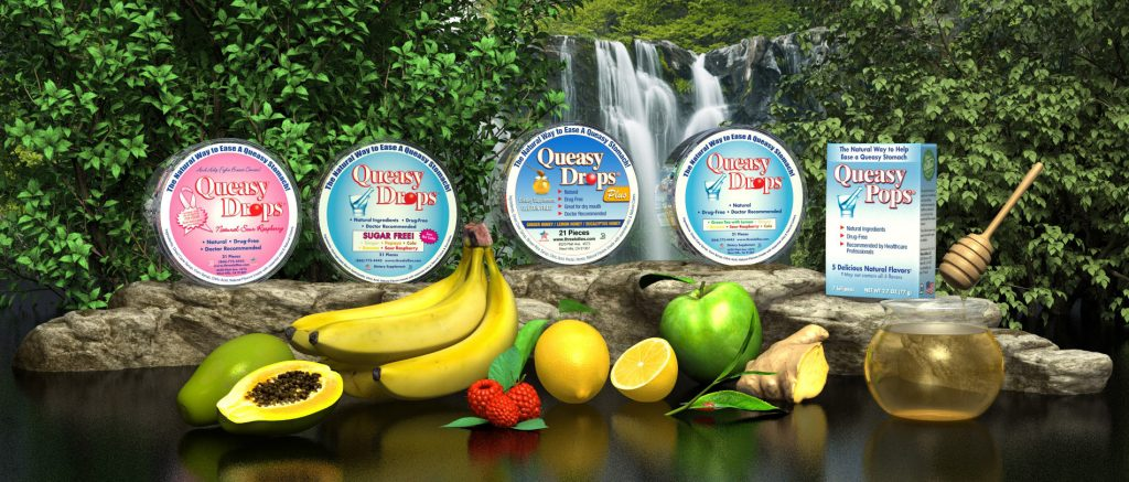 Queasy Products for Nausea