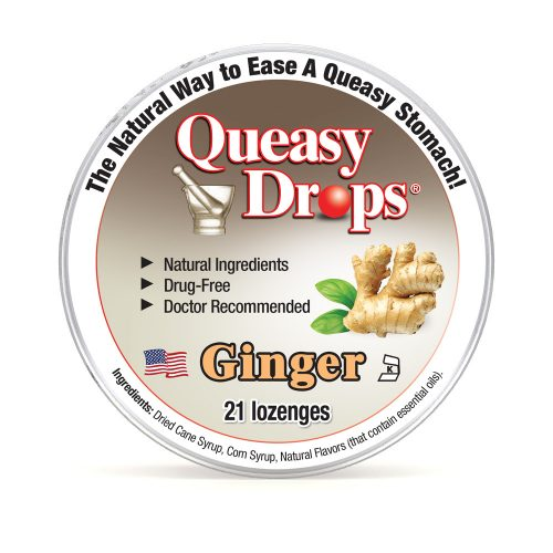 Queasy Drops Ginger