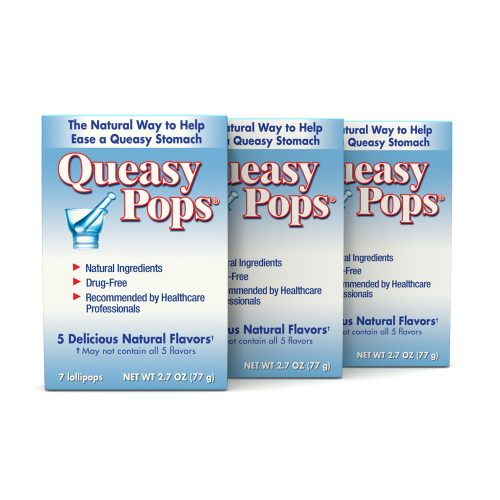 Queasy Pops 3 Pack
