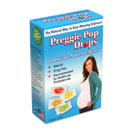 Preggie Pop Drops 12 pc